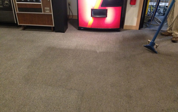 Cleaner Carpet, Every Time.