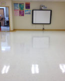 A Beautiful Classroom Finish