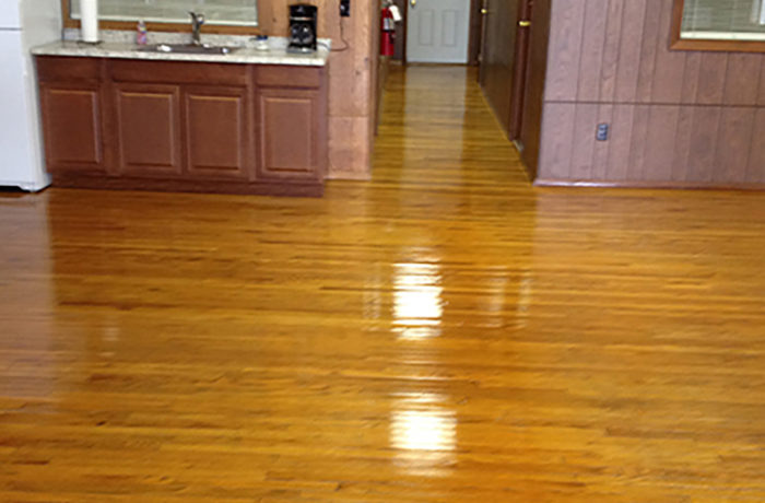 Kitchen Floors Need Care, Too.
